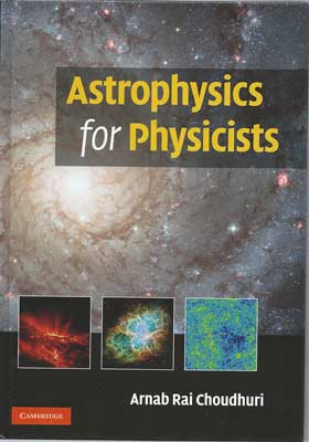 Astrophysic for physicists (or physicist wannabes