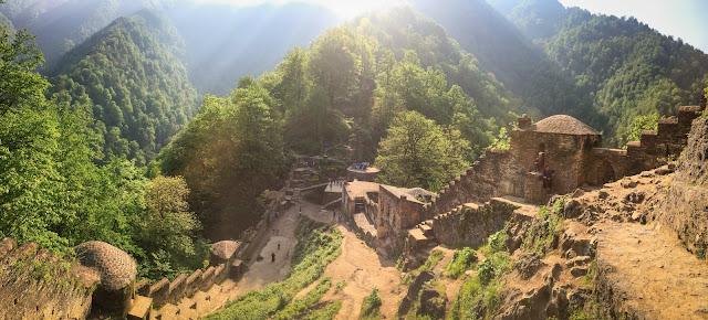 Rudkhan Castle; Gilan, Iran