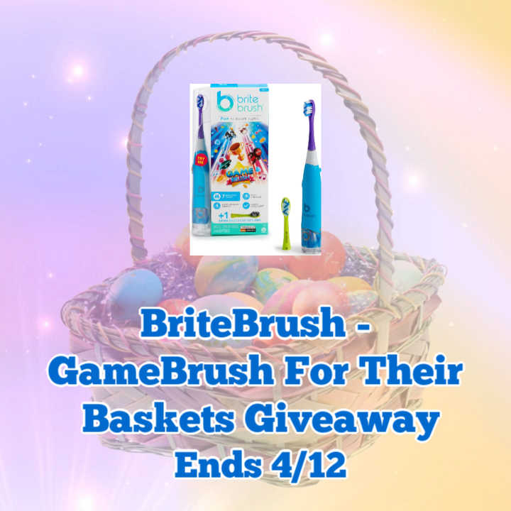Brite Brush Giveaway