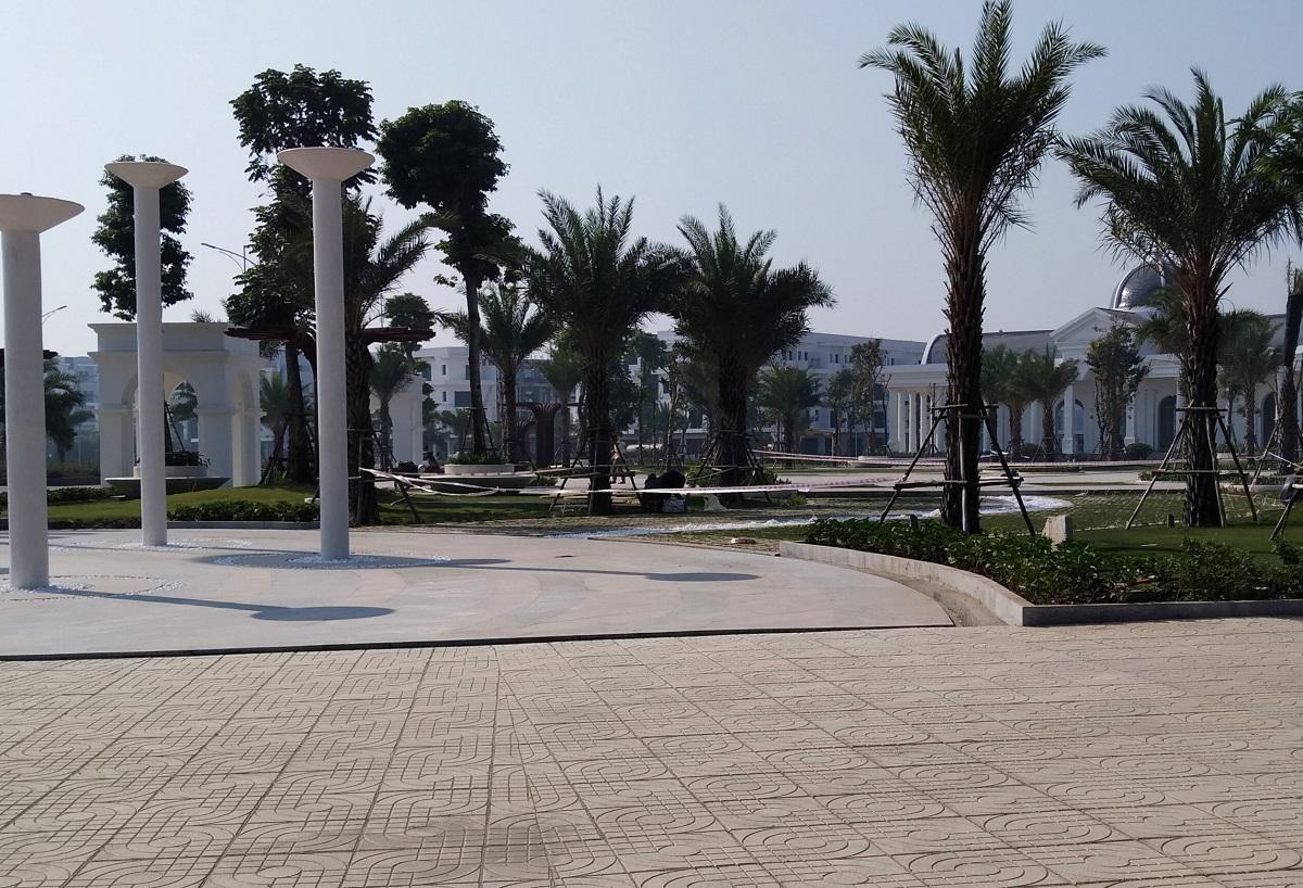 Công viên chủ đề dự án Him Lam Green Park đã được hoàn thành