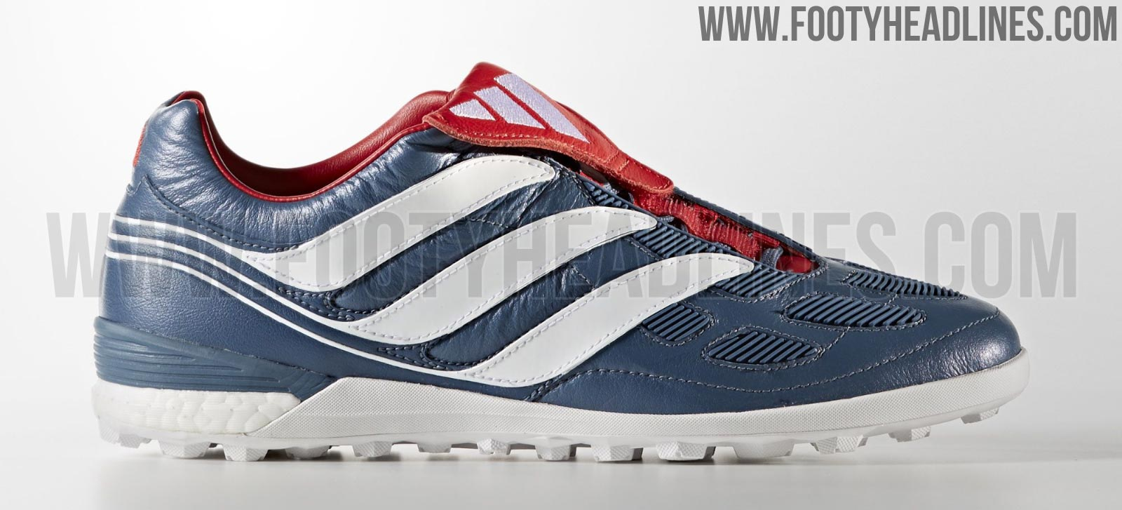 Adidas Predator Precision Turf Shoes Released Footy
