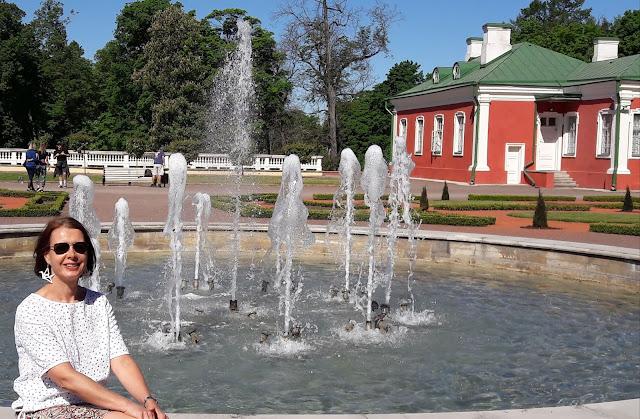 Kadriorgin palatsi Tallinna Viro