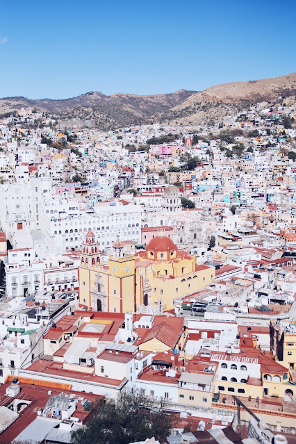 visit guanajuato mexico cityscape