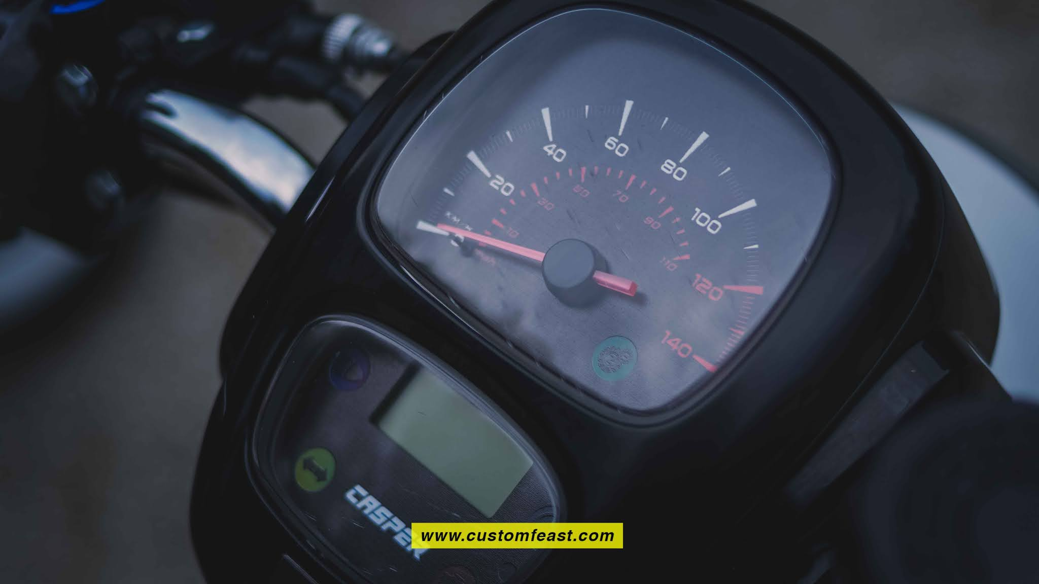 Modifikasi Scoopy 2020 - modifikasi speedometer scoopy