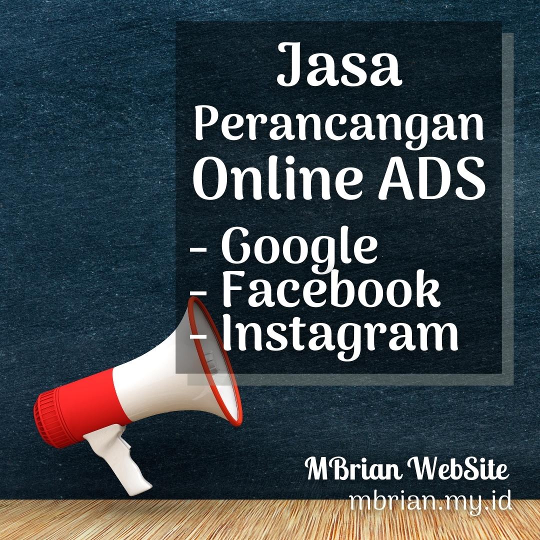 Jasa Ads / Iklan Online