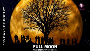 Full Moon | Stefn Sylvester Anyatonwu