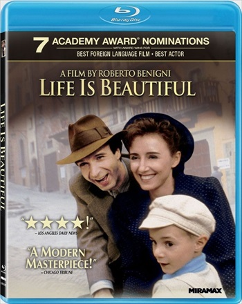 Life Is Beautiful 1997 480p 350MB