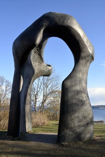 skulptur huk