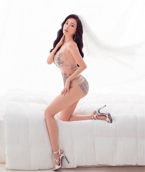 Hot Girl Sỹ Thanh Siêu Quyến Rũ