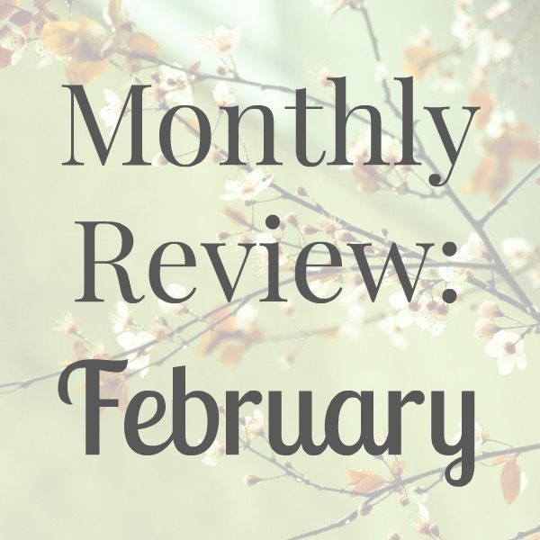Monthly review, February,