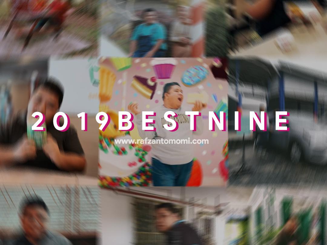 2019BESTNINE - 9 Foto Paling Popular Dalam Instagram Anda Untuk Tahun 2019
