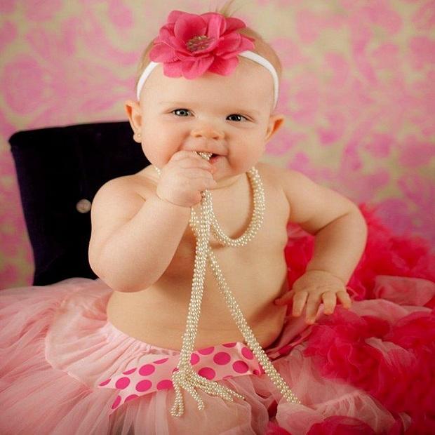 photo pour les plus beaux bébé fille