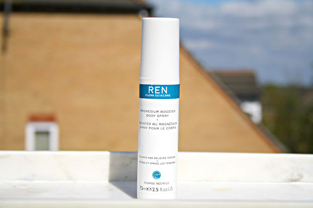 REN Magnesium Booster Body Spray