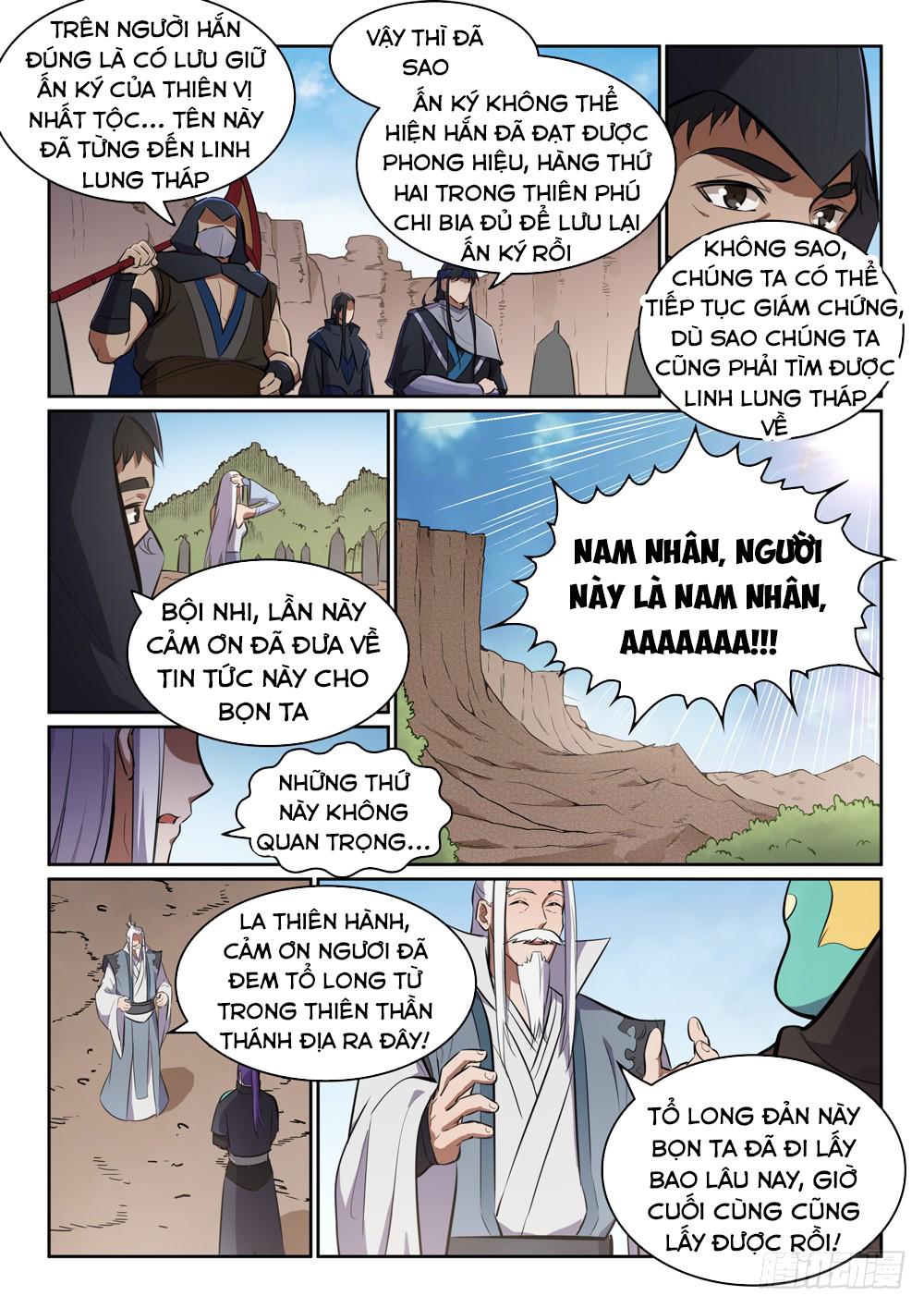 Bách Luyện Thành Thần Chapter 448 video - Hamtruyen.vn