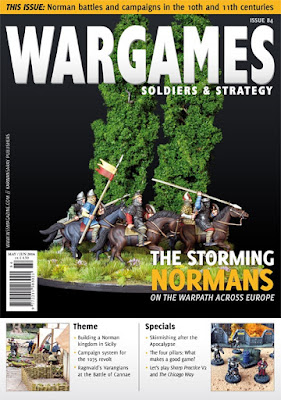 Wargames, Soldiers & Strategy, 84, May 2016