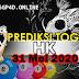 Prediksi Togel HK 31 Mei 2020