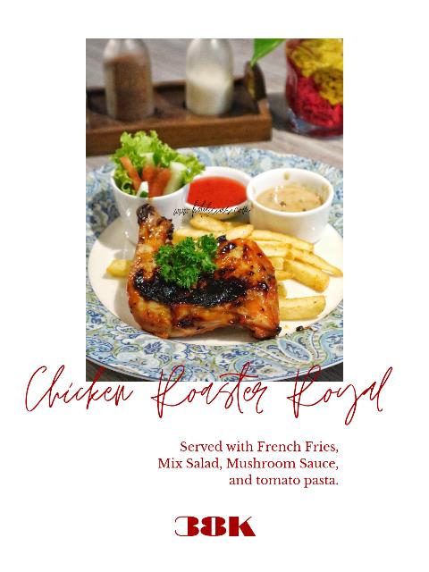 Chicken Roaster Royal