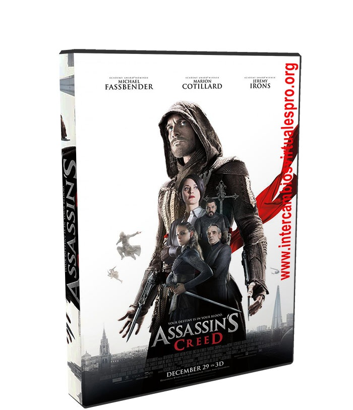 assassins creed poster box cover