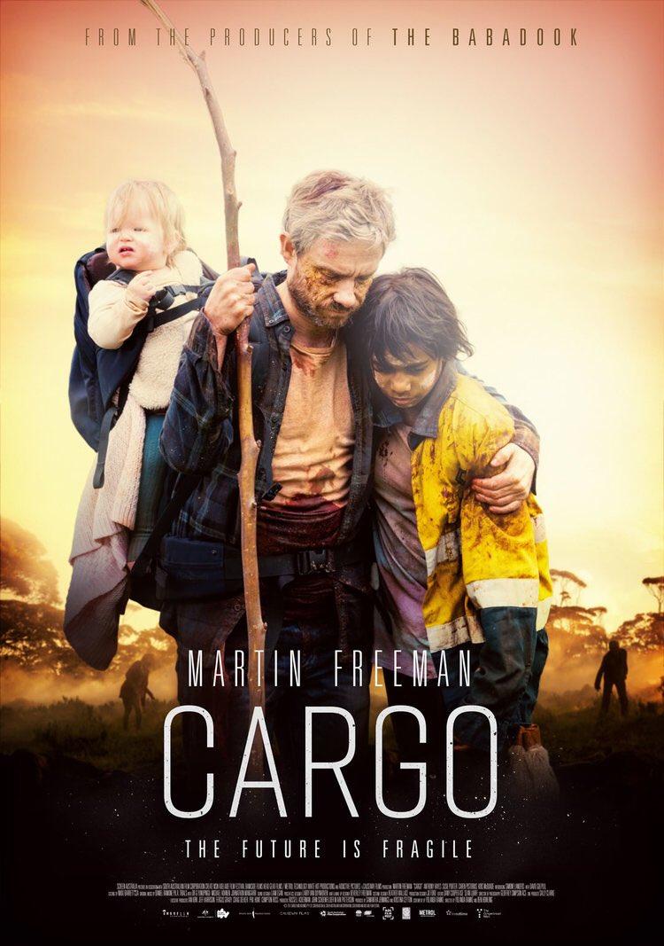 cargo martin freeman poster