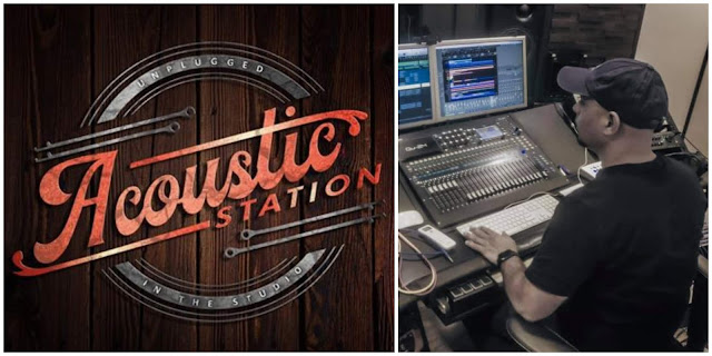 Kashan Admani announced Acoustic Station that is a new project of Dream Station Productions.