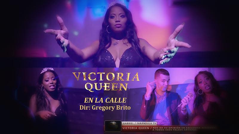 Victoria Queen - ¨En la calle¨ - Videoclip - Dirección: Gregory Brito. Portal Del Vídeo Clip Cubano