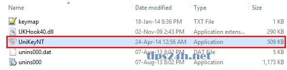 Tải về Unikey mới nhất 2014 phiên bản 4.2 RC3