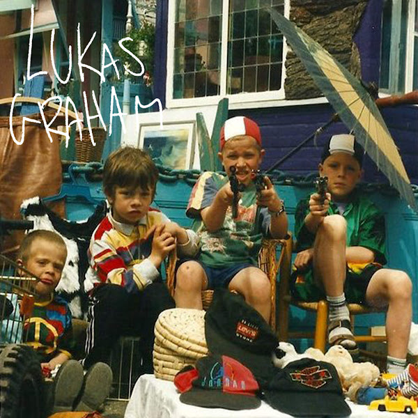 Lukas Graham - Mama Said - Single Cover