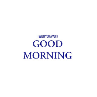 Simple Good Morning Image