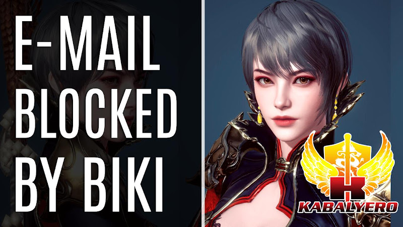 Mir4 Philippines, Biki Blocks Another E-mail Provider (Gaming / Play To Earn)
