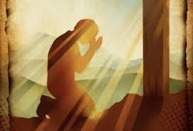 praying church leader