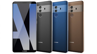 Huawei Mate 10 Pro Porsche Edition Specifications and Price