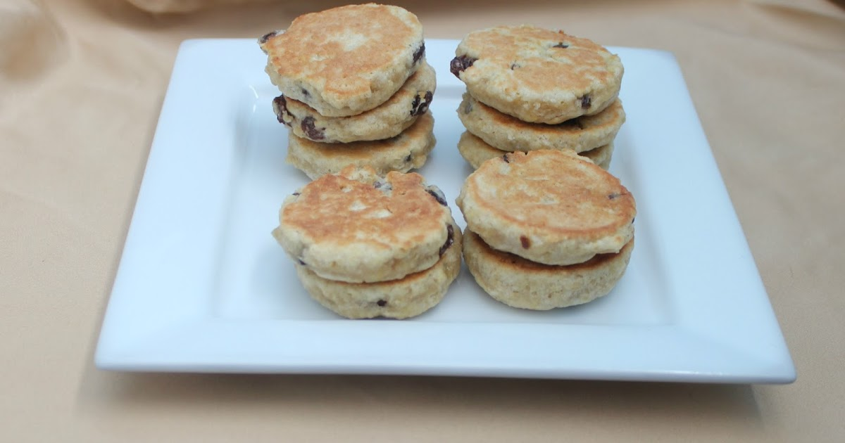 Welsh Cakes No Egg