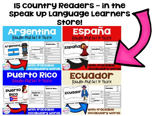 country readers