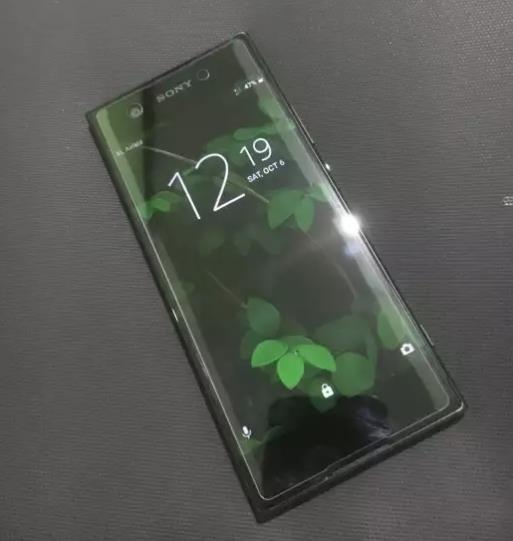 Sony Xperia XA1 second
