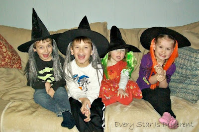 Witches and Wizards Party Outfits