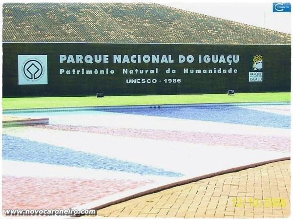 Parque Nacional do Iguaçu, por novocaroneiro.com