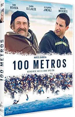 100 metros [2016] [DVD R2] [PAL] [Castellano] [DVD9]