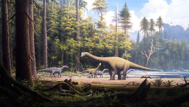 Όλα αλλάζουν για την ιστορία του πλανήτη Γη: Πού οφείλεται η εξαφάνιση των δεινοσαύρων (φωτό, βίντεο)