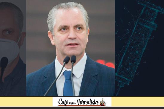 Maringá vai comprar vacina contra a covid-19, diz o prefeito Ulisses Maia. Café com Jornalista