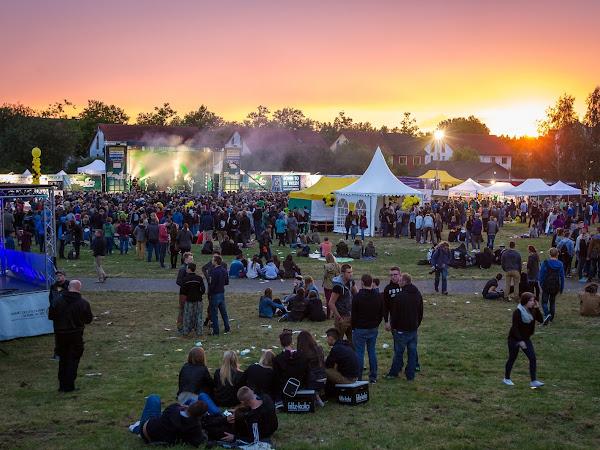 Green Juice Festival in Beuel - Indie-, Alternative und Punkrock in Bonn-Beuel