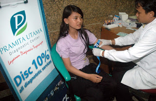 Biaya Medical Check Up Pramita,biaya usg di lab pramita,medical check up,laboratorium klinik pramita,harga cek darah,biaya rontgen di pramita,biaya medical check up,biaya rontgen dada,lab pramita,