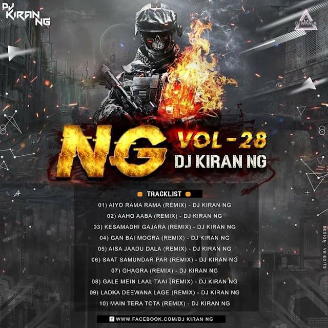 NG VOL 28 - DJ KIRAN NG - THE ALBUM