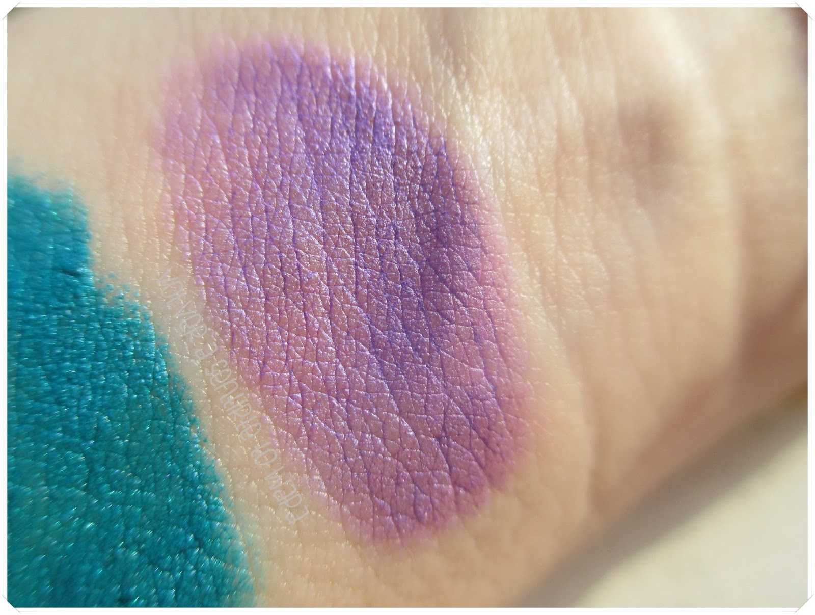 LONG LASTING de KIKO {Review & Swatches} - 13 Violet