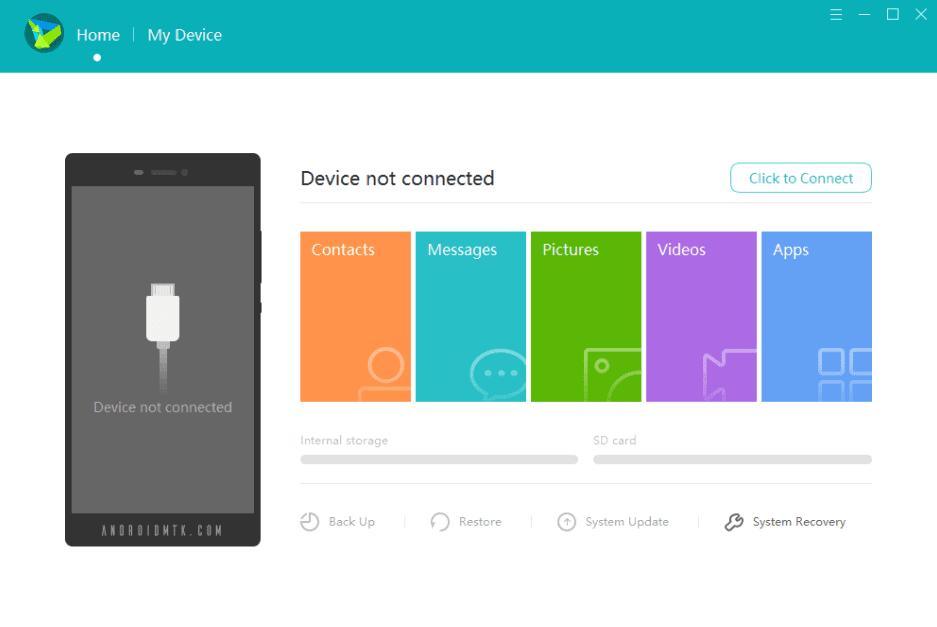 Download HiSuite Huawei 5.0.1.300
