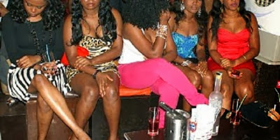 Topic, very naija sexy clubs really