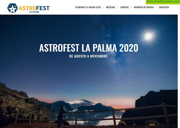 El Cabildo de La Palma organiza una Jornada Starlight sobre la protección del cielo de la mano de la Fundación Starlight