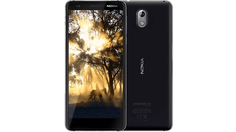 Firmware Nokia 3.1 nb0 Flash File Mediatek