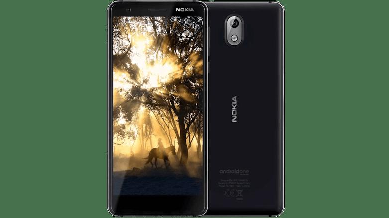 Firmware Nokia 3.1 nb0 Flash File Mediatek