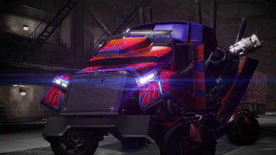 Download Transformers Rise of The Dark Spark Game Setup