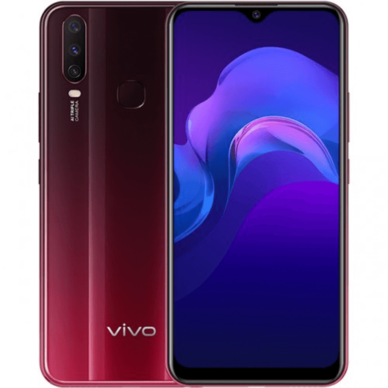 Vivo Y12 with tripe-cam and 5,000mAh battery revealed